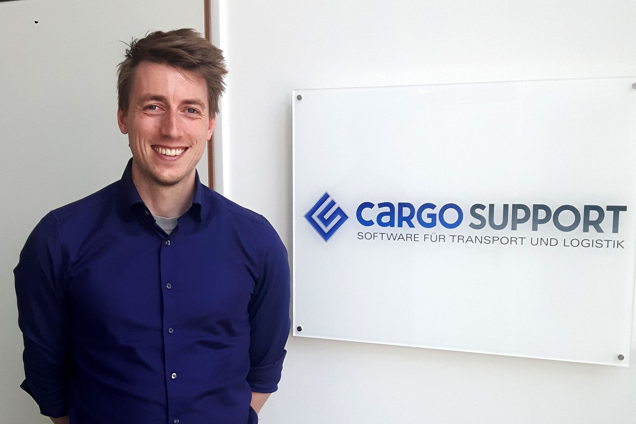 cargo support in Hamburg