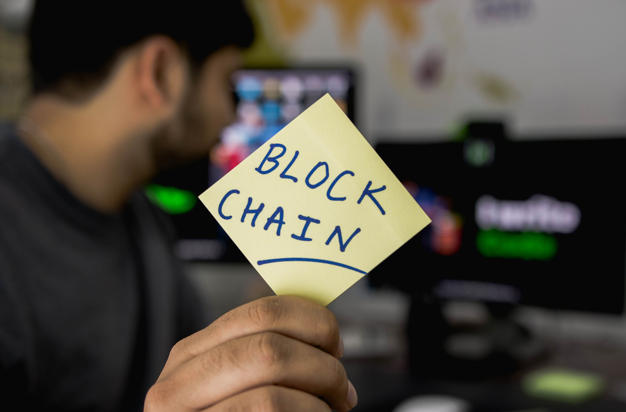 Blockchain-Technologie bei cargo support