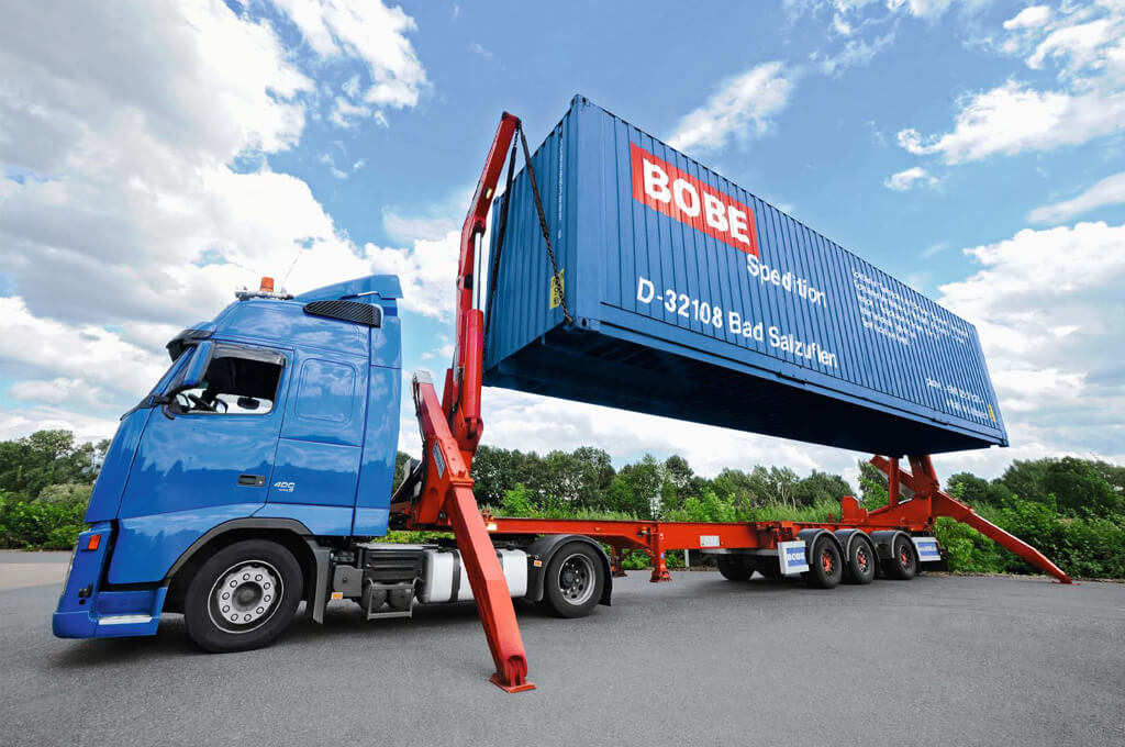 cargo support bei Bobe